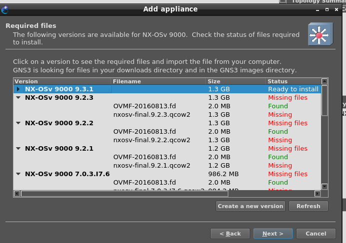 GNS画面ADDAppliance3