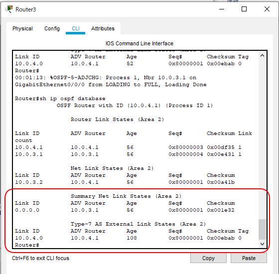 OSPF_TotallyNSSA構成R3