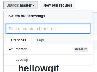 developブランチ追加